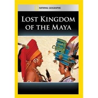 Lost Kingdom of the Maya DVD