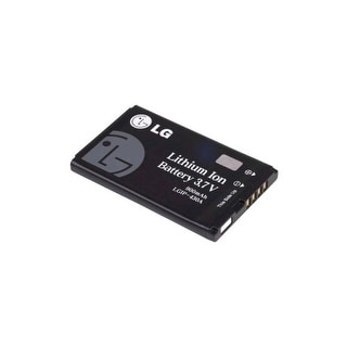 OEM LG Standard Battery for LG AX585 Rhythm, CB630 Invision - Black