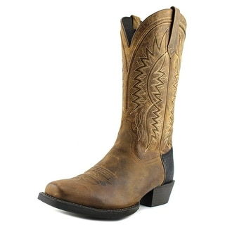 Ariat Troubadour 2E Square Toe Leather Western Boot