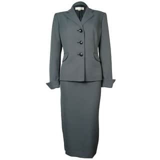 Evan Picone Women's Madison Avenue Skirt Suit|https://ak1.ostkcdn.com/images/products/is/images/direct/07dfa489b69b83f4ff5db6dfe055450082f88258/Evan-Picone-Women%27s-Madison-Avenue-Skirt-Suit.jpg?impolicy=medium