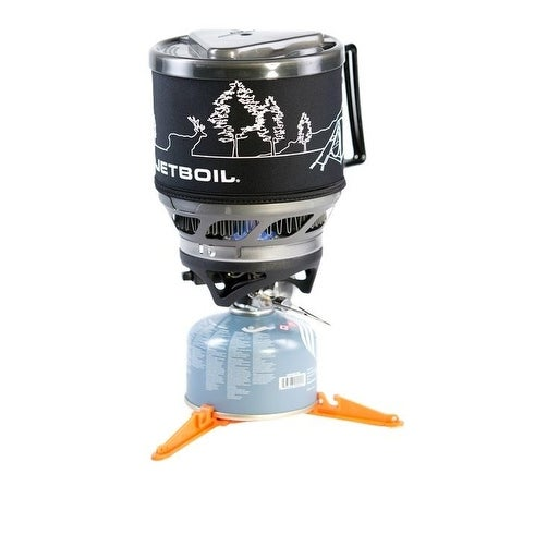Jetboil Minimo Cooking System - Many colors - Camping, Hiking, Backpacking - Carbon Black