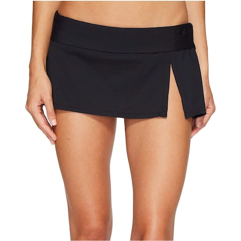 Bleu Rod Beattie Ladies Hipster Swim Skirt 14 Black