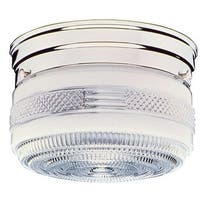 Design House 501999 2 Light Flush Mount Ceiling Fixture