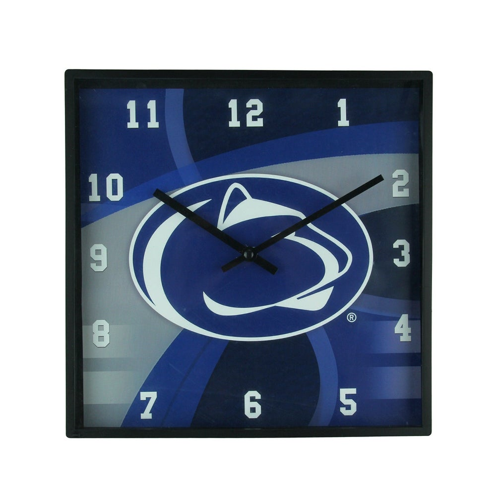 NCAA Penn State Nittany Lions WinCraft Official Round Clock