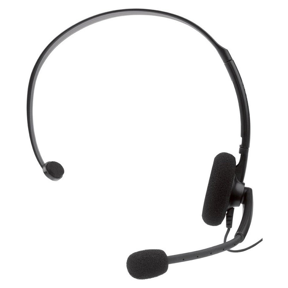 0207eea52ef Shop Microsoft P5F-00001 Headset for Xbox 360 - Black - Free Shipping On  Orders Over $45 - Overstock - 20647621