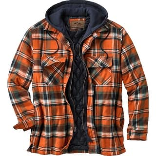 Legendary Whitetails Men's Maplewood Plaid Hooded Shirt Jacket|https://ak1.ostkcdn.com/images/products/is/images/direct/07e8ff37f48783ad02fbac920e25e488097a36f8/Legendary-Whitetails-Men%27s-Maplewood-Plaid-Hooded-Shirt-Jacket.jpg?impolicy=medium