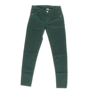Zara Girls Adjustable Waist Casual Pants - 11/12
