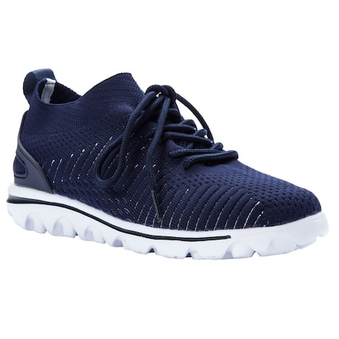 Propet Womens Travelactiv Aviator Walking Athletic Shoes
