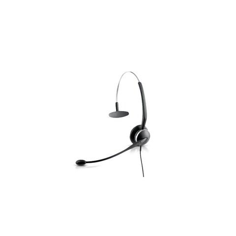 Jabra GN2124 Mono NC Corded Headset w/ Pivoting Boom Arm