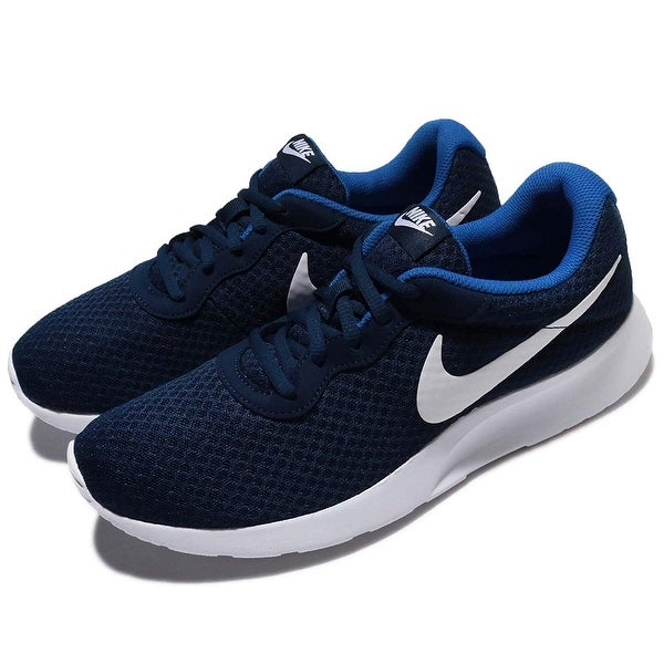 7552948705 Shop Nike Men's Tanjun Sneakers, Breathable Textile Uppers And ...