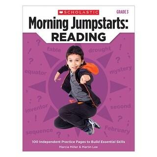 Morning Jumpstarts Reading Gr 3