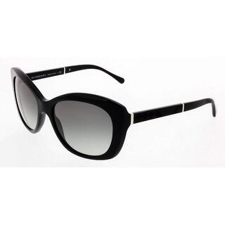 Burberry BE4164 300111 Black Square Sunglasses