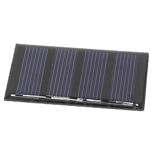 2V 0.18W DIY Polycrystallinesilicon Solar Panel Power Battery Charge 58.5x30.5mm