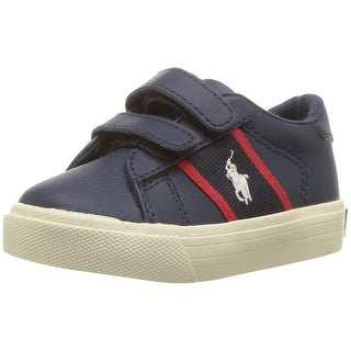 Polo Ralph Lauren Kids' Geoff Ez Sneaker - M025 M US Little Kid