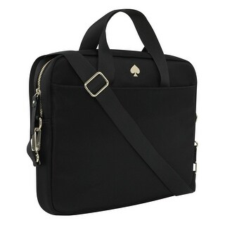 "Kate Spade New York Nylon 13"" Tablet/Laptop Bag - Black"