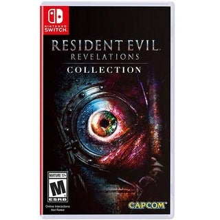 Capcom 41001 Resident Evil Revelations Collection Action/Adventure Nintendo Switch Game