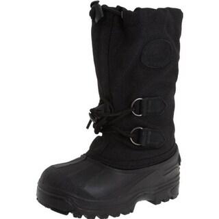 Kamik Abbott JR Waterproof Toddler Boys Winter Boots - 8 medium (d)