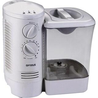 Optimus U-32000 2.5 Gallon Warm Mist Humidifier - White