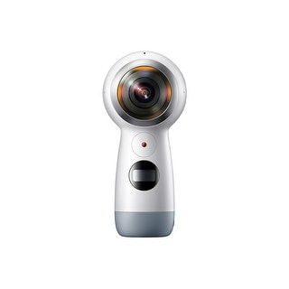 Samsung Gear 360 (2017 Edition) Real 360° 4K VR Camera (US Version)