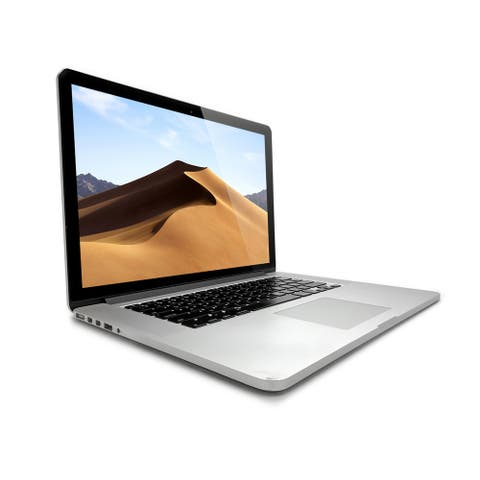 "Grade C Refurbished - 15"" Apple MacBook Pro Retina 2.4GHz Quad Core i7"