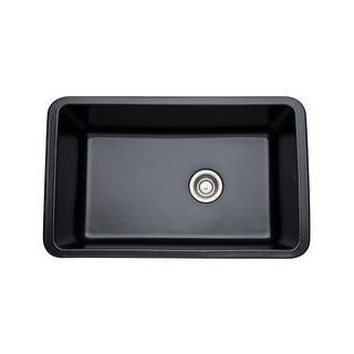"Rohl 6307 31"" Allia Undermount Fireclay Kitchen Sink"