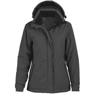 Link to River's End Womens Classic Color Block Parka   Outerwear Jacket Similar Items in Women's Outerwear