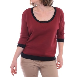 Splendid Dolman Pullover Women Regular Sweater