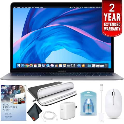 "Apple 13.3"" MacBook Air (Late 2018) (2 Year Ext Warranty Bundle)"