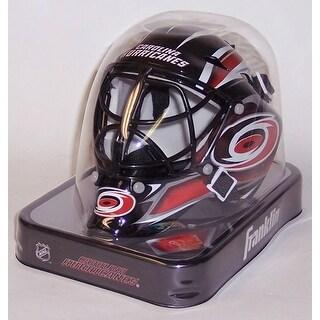 Carolina Hurricanes Franklin Sports NHL Mini Goalie Mask