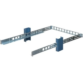 Innovation 1UKIT-009 Innovation 1U Rack Mount Rails - Steel - 45 lb