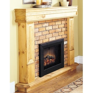dimplex dfi23trimx electric fireplace insert expandable trim kit black - Dimplex Fireplace