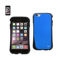 REIKO IPHONE 6 PLUS DROPPROOF AIR CUSHION CASE WITH CHAIN HOLE IN NAVY