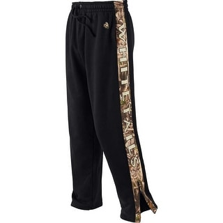 Legendary Whitetails Men's Team Legendary Camo Sweatpants - Black