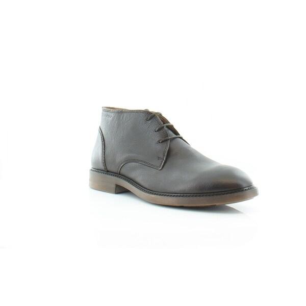 Sebago Bryant Chukka Men's Boots Dk Brown