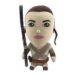 """Star Wars 9"""" Talking Plush: Rey"""