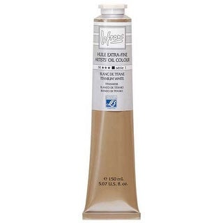 Lefranc & Bourgeois - Lefranc Extra-Fine Artists' Oil Color - 150ml Tube - Titanium Zinc White