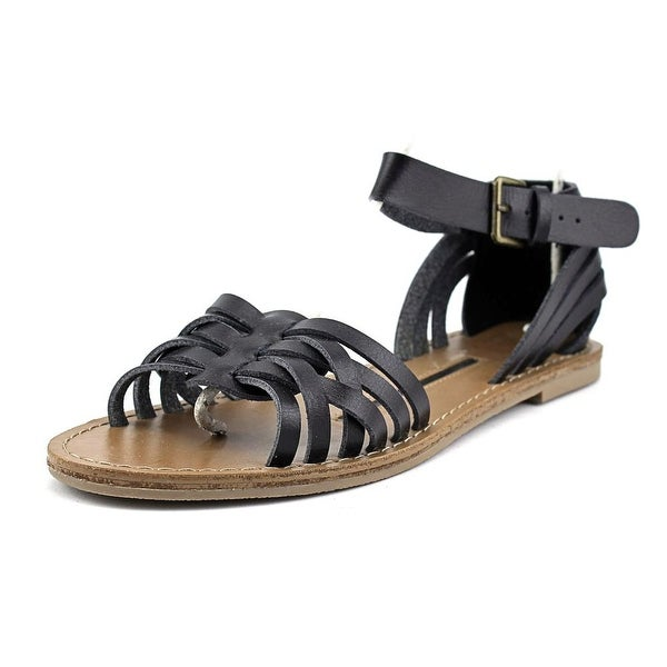 New Directions Janet Open-Toe Synthetic Slingback Sandal