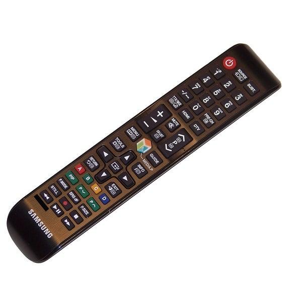 OEM Samsung Remote Control: LA37A450C1LXL, LA37A450C1LXSQ, LA37A450C1MXL, LA37A450C1SAB, LA37A450C1SBW, LA37A450C1SDP