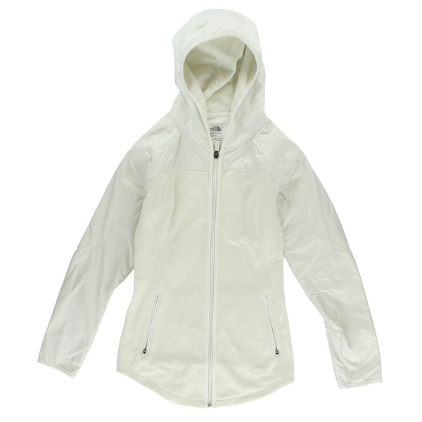 31e635c4f The North Face Womens Spark Full Zip Hoodie Off White