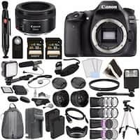 Canon EOS 80D DSLR Camera Bundle