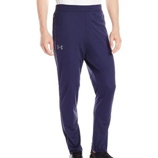 Under Armour NEW Blue Mens Size Large L Loose Maverick Tapered Pants