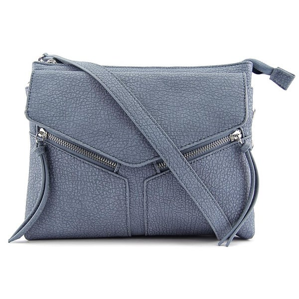 aff2586d984a Violet Ray Leanna Envelope Crossbody Women Synthetic Blue Messenger