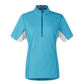 Kerrits English Shirt Womens Hybrid II S/S Wicks Stretch Mesh 40356