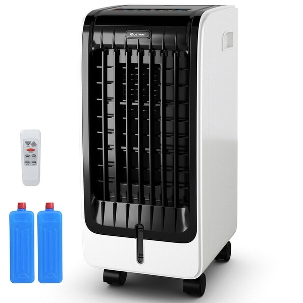 Costway Evaporative Air Cooler Portable Fan Conditioner Cooling