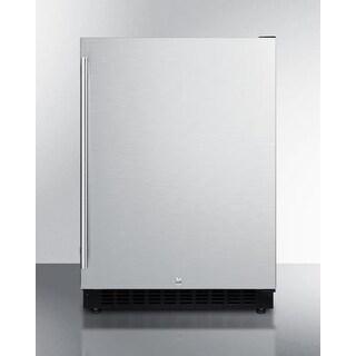 Summit AL54 24 Inch Wide 4.8 Cu. Ft. Refrigerator