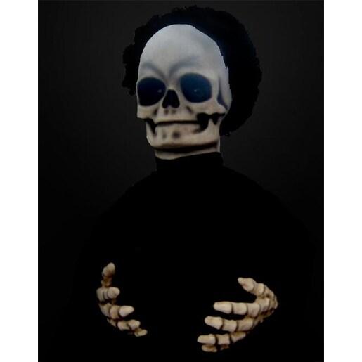 Halloween Horror Scary Table Tot Skull Skeleton Animatronic Prop