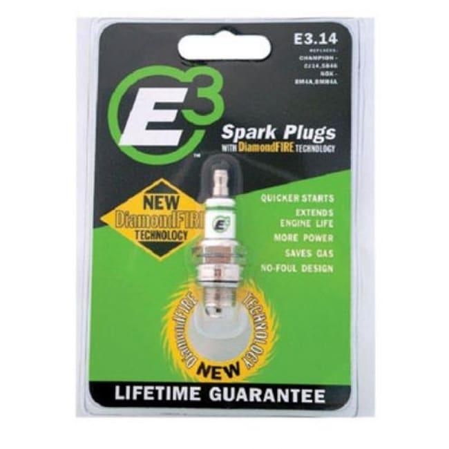 E-3 E3.14 Small Engine Spark Plug, More Power