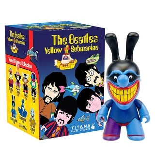 The Beatles Titans Yellow Submarine Blind Box Vinyl Figure Standard