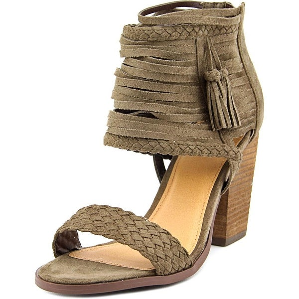 Not Rated Rosella Women  Open Toe Canvas  Sandals