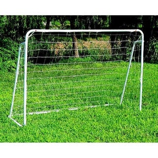 Link to 365×182×120CM Tube Soccer Goal Training Rack Set Football Sports Similar Items in Team Sports Equipment